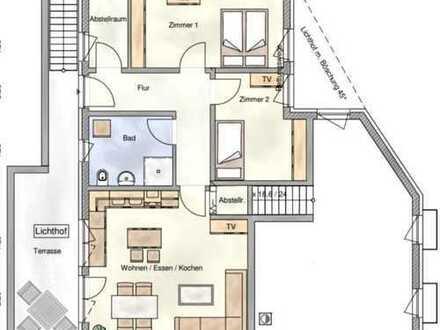 Einliegerwohnung im Neubaugebiet Göppingen Galgenberg 800.0 € - 76.0 m² - 3.0 Zi.