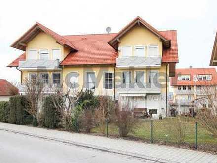 Sicher vermietete 2-Zi.-ETW - Gepflegte Kapitalanlage in attraktiver Lage von Frontenhausen