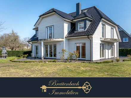 Bremen - Osterholz • Stadtvilla mit großem Garten in sehr schöner Lage