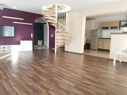 Modernisierte 3-Zimmer-Wohnung mit Sonnen-Balkon und Einbauküche in Triefenstein Homburg