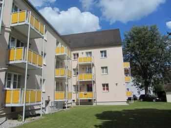 Helle 2-Zimmer-Wohnung zu vermieten