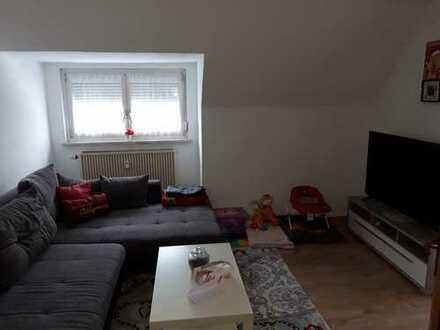 2017 frisch renovierte 4-Zimmer-Wohnung mit EBK in Günzburg- zentrumsnah