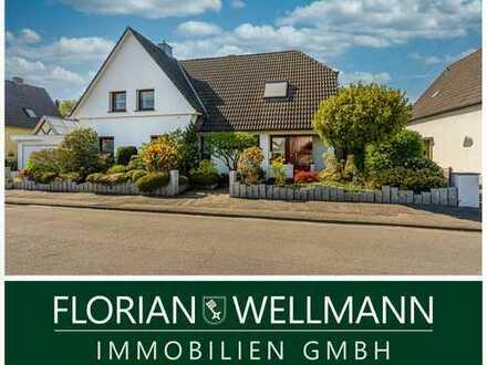 Bremen - Lüssum-Bockhorn | Außergewöhnliches Einfamilienhaus mit individuellem Charme und viel Platz