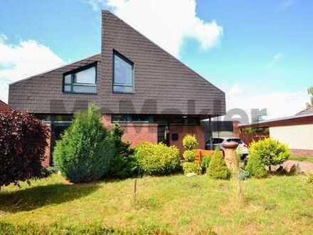 Traum für Familien: Architektenhaus mit Garten und Terrasse in idyllischer Lage nahe Nordseeküste