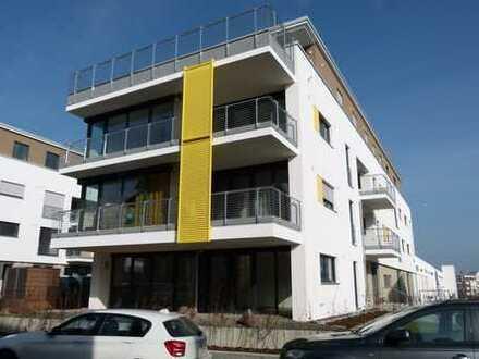 Ruhige, moderne Wohnung, ca. 105 m², 3 Zimmer, hochwertige Küche, Balkon, 2 TG-Plätze, S-Bahn-Nähe