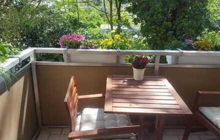 Gemütliche 2-Zimmer-Wohnung mit Balkon in Laim, München