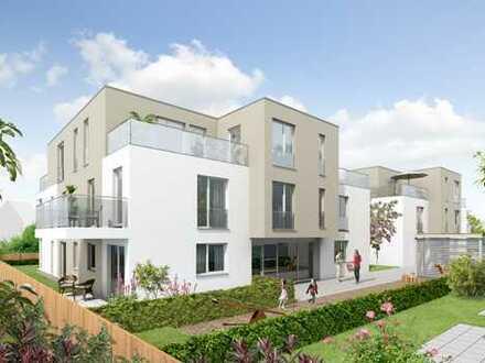 Verkaufsstart! Komfortables Wohnen in Dettenheim / 3 Zi.-Wohnung mit Loggia