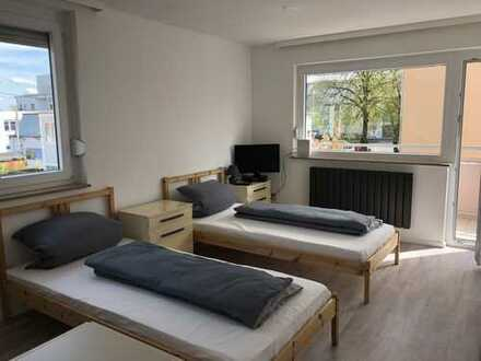 3 Zimmer Citywohnung mit Balkon und PKW-Stellplatz