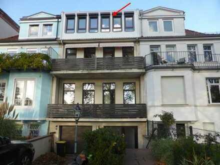Osterdeich – Schicke 3 Zimmer Dachgeschoss-Maisonette in begehrter Lage