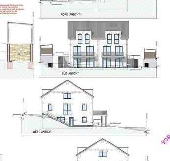 Erstbezug Neubauwohnung mit Süd-Terrasse