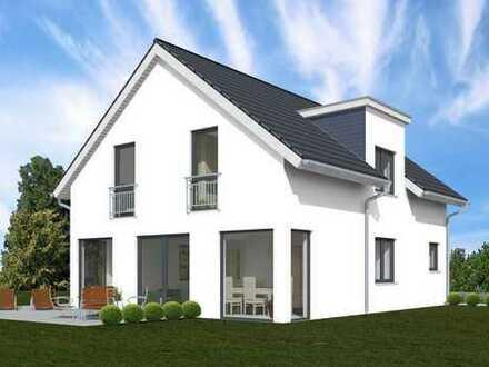 **Ihr neues Zuhause massiv gebaut für die ganze Familie**