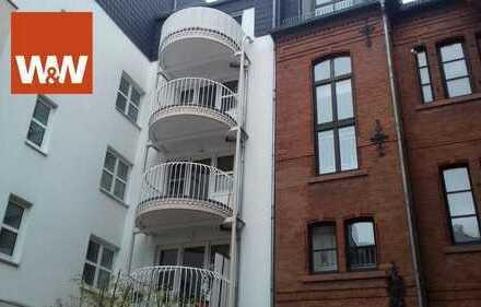 Attraktive 3-Zi.-Wohnung in zentraler Lage, inklusive TG.-Platz