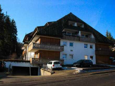 2-Zimmer-Wohnung in Eisenbach zu vermieten