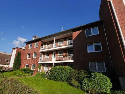 Gemütliche 1 Zimmer-Wohnung mit Balkon