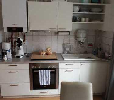 Schöne 3-Zimmer-EG-Wohnung mit EBK in Bensheim