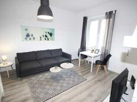 *City Apartment* 1 Zimmer-Apartment Möbliert inkl. W-Lan & TV