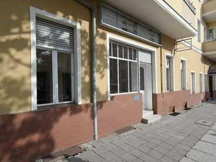 Geräumige Büro/Praxiseinheit am Amtsgericht Lichtenberg - frei ab sofort