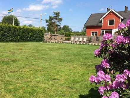 Provinz Haland/Schweden: Haus mit 10 Zimmern zu verkaufen