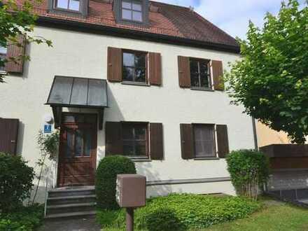 Schöne 3-Zimmer-Wohnung mit toller Südwest-Terrasse in Haimhausen