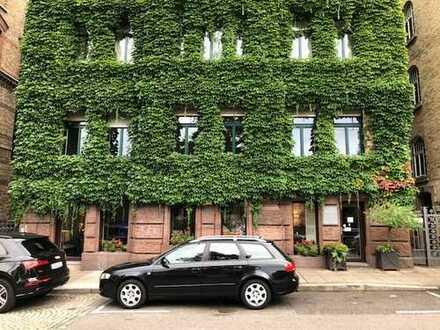 """ca. 130 m² Büro, Praxis, Laden (oder Wohnung?) in Stadtmitte """"Heusteigviertel"""""""