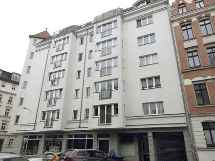Gepflegte Zweiraumwohnung mit Balkon und Kfz-Stellplatz in begehrter Wohnlage