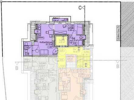 Wohnung Nr. 9 im Haus Altburg 3