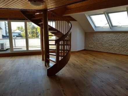Gepflegte 3-Zimmer-Maisonette-Wohnung mit 2 Balkonen in Urbach