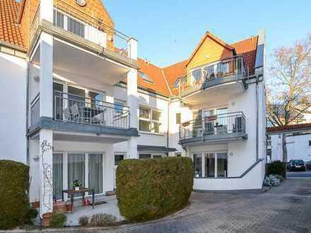 Mainz-Hechtsheim: Vermietete grosszügige 3 Zimmer-Erdgeschoßwohnung mit 2 Garagenplätze (Wippe)