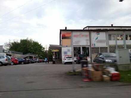 Handel Lager Produktion Werkstatt Gewerbepark