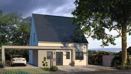 Wunderschön wohnen in Kirchheim Unterallgäu mit Baugrund