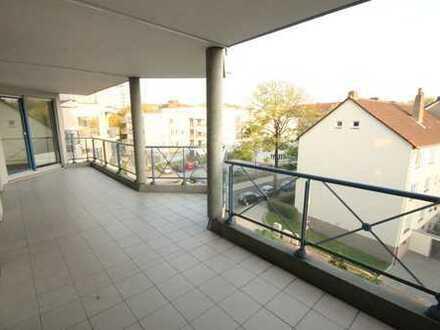 *helle 137qm 4,5Zi Wohnung in gepfl. Wohnanlage mit gr. Südterrasse in Ehrenfeld mit TG*