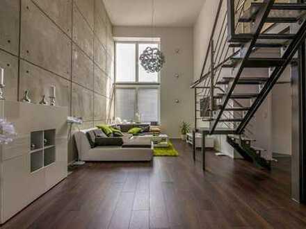 Traumhafte Loft-Wohnung mit Dachterrasse, schlüsselfertig in Erstbezug!