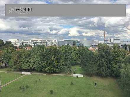 Reserviert!!! Tolles Penthouse über den Dächern von Ingolstadt