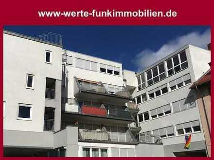 Exklusiv für Kapitalanleger! Lichtdurchflutete Balkonwohnung in zentralster Top-Lage von Darmstadt!