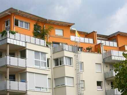 Über den Dächern des Rieselfeldes! Maisonette-Wohnung mit tollem Blick