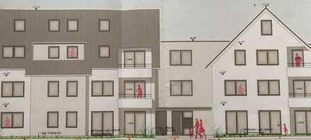 Zentral gelegene 3 - Zimmer - Neubauwohnung mit schönem Balkon in Filderstadt
