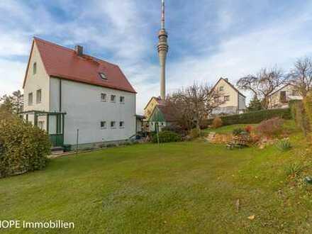 Ruhiges Traumgrundstück in Dresden-Wachwitz