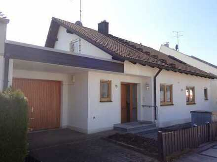 Freistehendes Einfamilienhaus im Bungalowstil, Bad Wörishofen - Gartenstadt