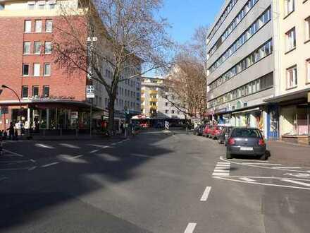 Kiosk abzugeben - direkt an der Hauptstraße (Innenstadt/Nordend)