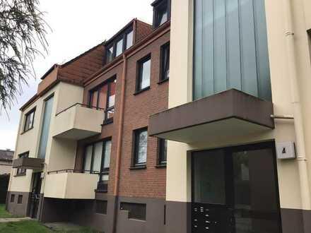 Komplett möblierte 1-Zimmer-Wohnung mit Terrasse