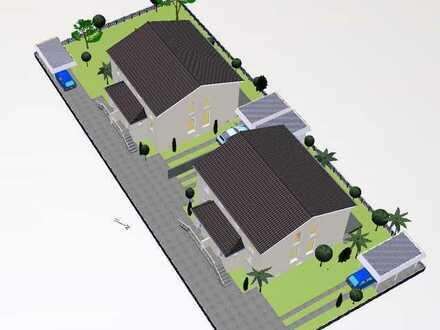 Passivhaus zur Vermietung auf 3 Etagen, Erstbezug mit EBK, Garten, Parkplatz