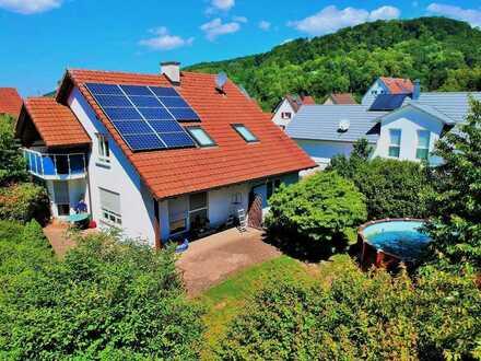 Freistehendes Einfamilienhaus in Wyhlen
