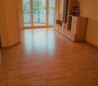 Helle 2-Zimmer-Wohnung mit Balkon zentral in Wardenburg