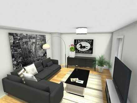 Erstbezug nach Sanierung : exklusive 2-Zimmer-Wohnung in Neustadt an der Weinstraße