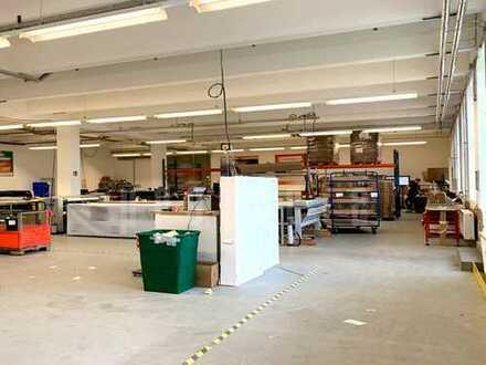 Repräsentative Produktions-/Ausstellungsfläche in zentraler Lager ** 01742083175