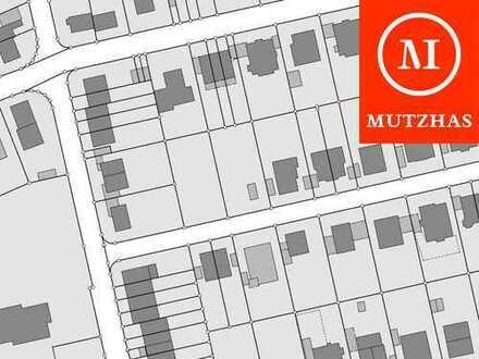 MUTZHAS - Idyllisches Grundstück für Haushälfte direkt an der Würm!