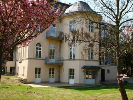 MSH | Kapitalanlage*schöne 2-Zimmer-Wohnung mit Terrasse in Dresden-Striesen*Stadtvilla im Grünen