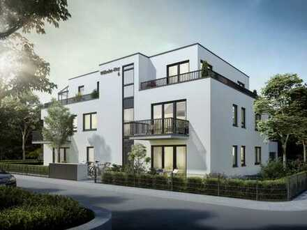***NEUBAU in Bestlage***am Pasinger Stadtpark - großzügige 2-Zimmer-Wohng. mit gehobener Ausstattung
