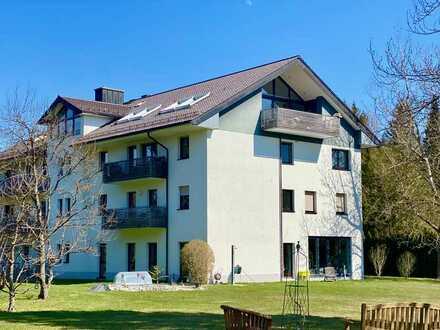 Dachgeschosswohnung in zentraler Lage von Grünwald