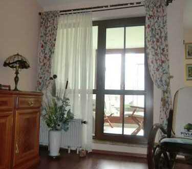 SOMMERTRAUM: Maisonette-Wohnung mit Wintergarten